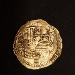 Espagne - Felipe II - 1556 - 1598 - 2 Escudos