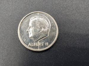 Pièces - Monnaie - Belgique - 50 Francs - Euro 2000