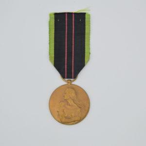 Décoration Belgique - Médaille de la Résistance 1940 - 1945