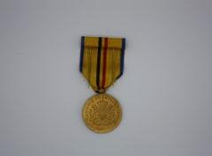 Congo Belge - Médaille de service pour Indigène - Albert
