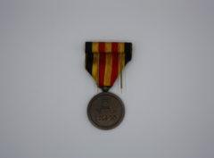 Décoration Belgique - Médaille Commémorative de 1870-71