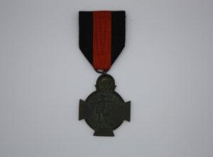 Décoration Belgique - Croix de l'Yser 1914-1918
