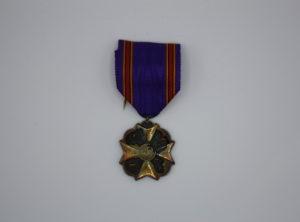 Décoration Belgique - Médaille Civique pour Actes de Courage de la garde civique 1902 - 1919