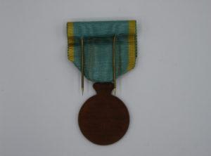 Décoration Belgique - Médaille Commémorative de la Campagne d'Afrique 1917 - 1914 - 1918