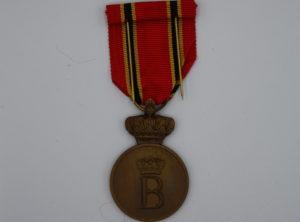 Médaille de Témoignage de la Gratitude Royale