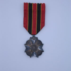 Décoration Belgique - Médaille Civique - Acte de Courage