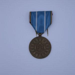 Décoration Belgique - Médaille Commémorative de Théâtre d'opération extérieur 1951