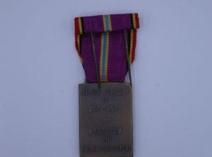 Décoration Belgique - Médaille du Mérite Artisanal 1958 - Bronze
