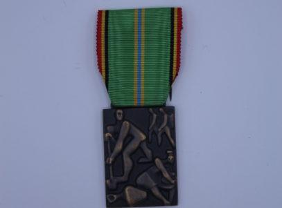 Décoration Belgique - Médaille du Mérite Agricole - 1958 - Bronze