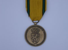 Décoration Belgique - Médaille Mission ou Opération à l'étranger