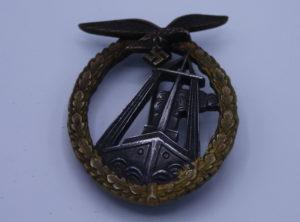 Militaria - Insigne Allemand - Bataille en Mer - Récupérations des pilotes - Sea Battles