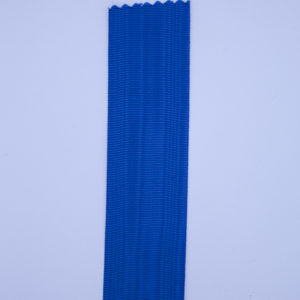 Ruban Décoration - Bleu - Etoile de Service Congo - Médaille Service pour Indigène