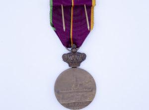 Médaille Commémorative du Voyage Royale Etats-Unis - Brésil Sao Paulo - 1930