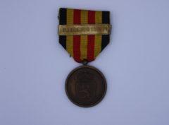 Décoration Belgique - Médaille Commémorative 1870 - 1871 - 1911