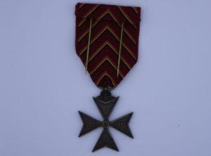 Décoration Belgique - Croix des déportés - 1914 1918
