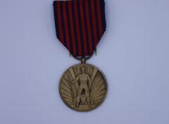 Décoration Belgique - Médaille du Volontaire - 1940 - 1945 - Voluntariis