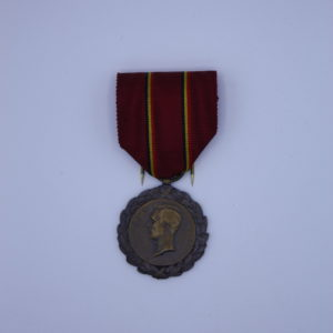 Décoration Belgique - Médaille du Roi Albert - Dévouement au Ravitaillement - 1914 - 1918