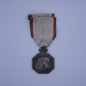 Décoration Belgique - Médaille du Centenaire de l'indépendance de Belgique - 1830 - 1930