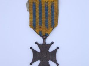 Décoration Pays-Bas - Lombok Kruis - 1894