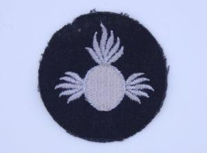 Militaria - Insigne - Brodé - Allemand - Light Aerial Bomb Armorer's