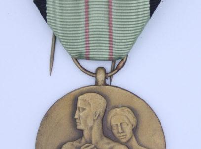 Décoration Belgique - 1940 - 1945 Restiterunt - Résistant Civil