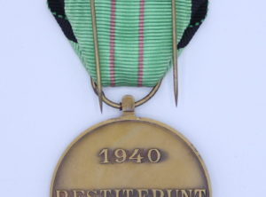 Résistant Civil – 1940 – 1945