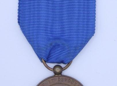 Décoration Belgique - Congo - Médaille de Service pour Indigène - Loyauté et Dévouement