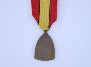 Décoration Belgique - Médaille de la Commémorative de la Campagne de 1914-1918