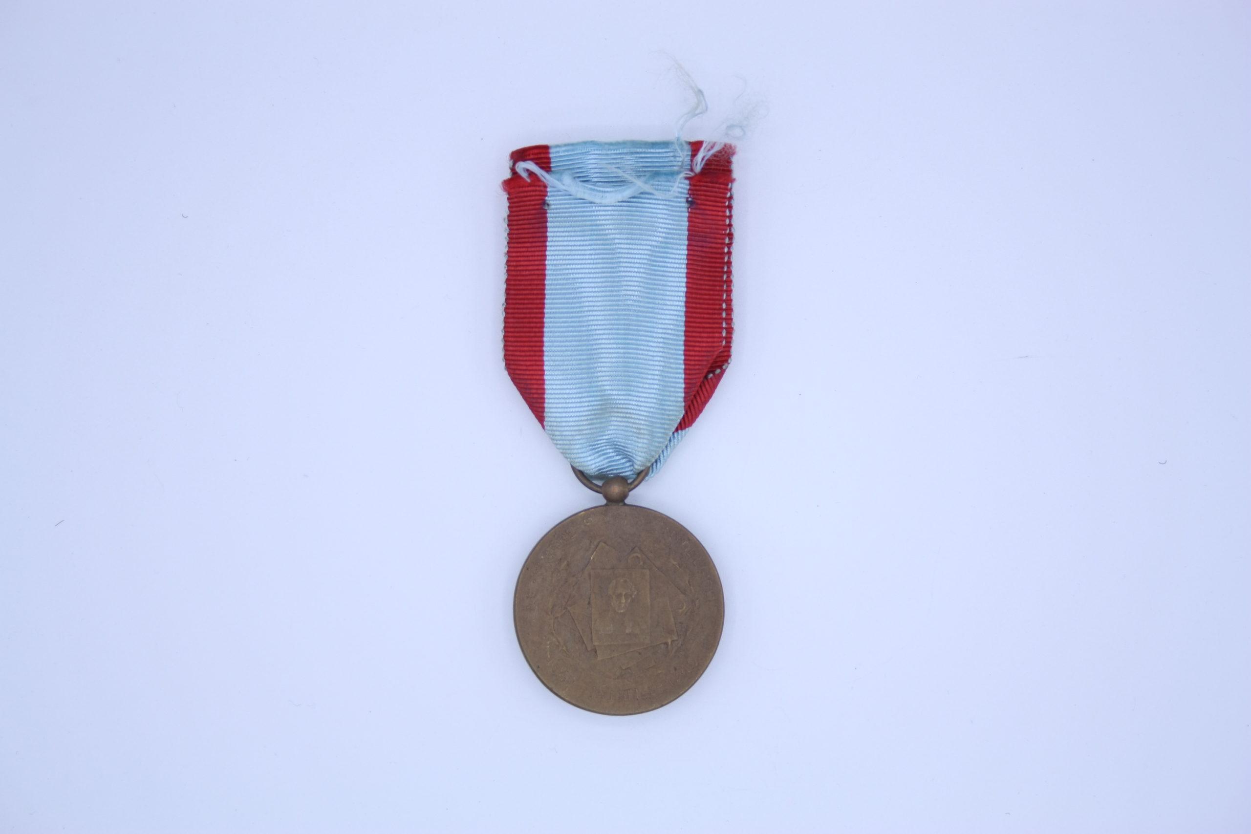 Décoration Belgique - Médaille de l'Union Postale – 1874 – 1949