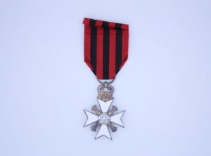 Décoration Belgique - Croix Civique 2ème Classe Argent