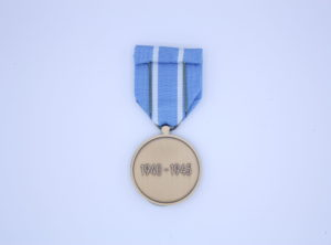 Décoration Belgique - Médaille Résistant Nazi - 1940 - 1945