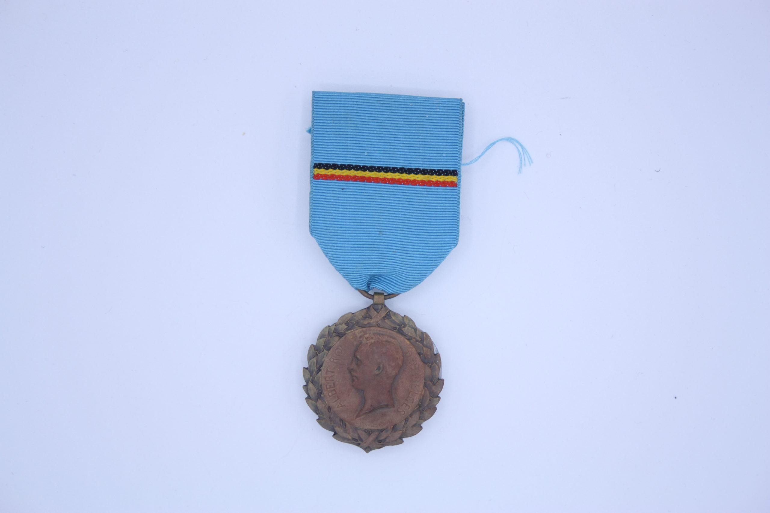 Décoration - Belgique - Médaille Prisonnier Politique 1914-1918