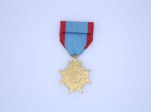 Décoration Belgique - Commémorative du 100ème anniversaire des Télégraphes 1946