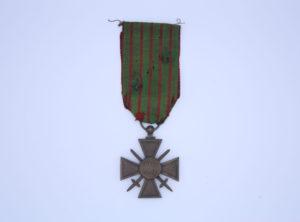 Décoration Française - Croix Militaire 1914 - 1918