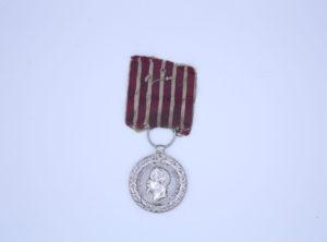Décoration Française - Médaille commémorative campagne d'Italie - 1859