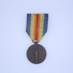 Décoration Française - Victoire 1914-1918 - Interallié