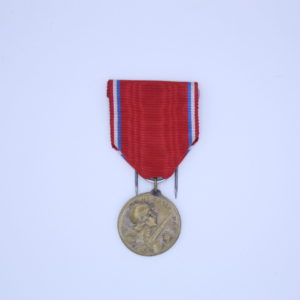 Décoration Française - Médaille Verdun - Vernier