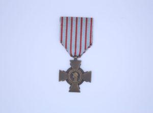 Décoration Française - Croix du combattant