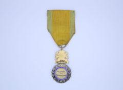 Décoration Française - Médaille militaire