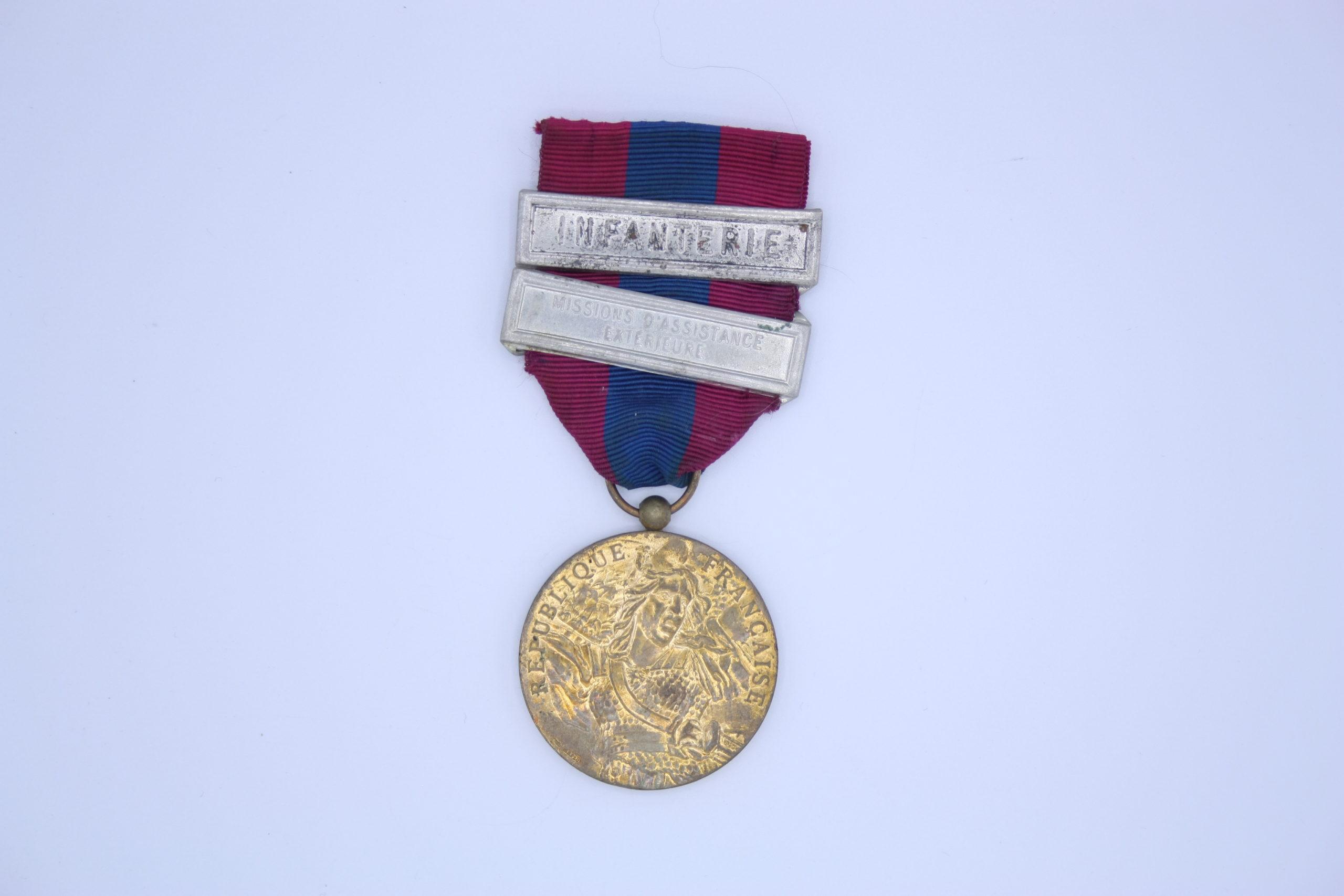 Décoration Française - Médaille défense nationale française