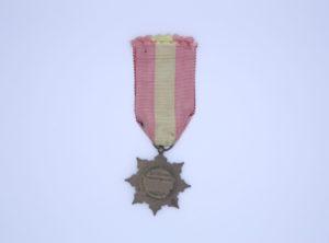 Médaille de la famille - La patrie reconnaissante