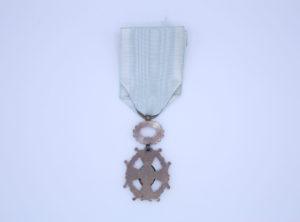 Décoration Française - Médaille des Lettres, arts et sciences