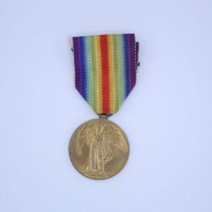 Décoration Anglaise - Médaille Interallié - Victoire - 1914 - 1918