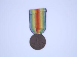 Décoration Italienne - Médaille de la victoire Interallié 1914 - 1918 - Italie