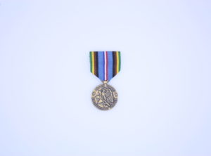 Décoration U.S.A. - Armed Forces Expeditionary Medal 1961