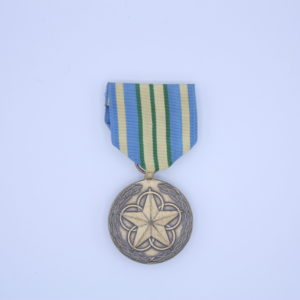 Décoration U.S.A. - outstanding volunteer service medal