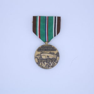 Décoration U.S.A - European African Middle Eastern Campaign Medal