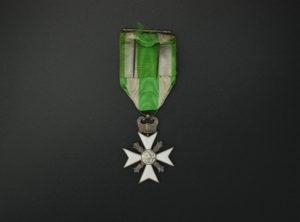 Croix civique – Pompier
