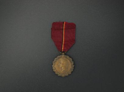 Décoration - Belgique - Reconnaissance Nationale 1914 - 1918