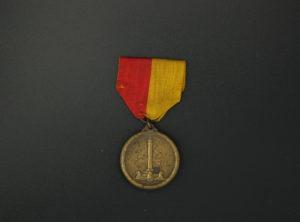 Médaille de Liège – 1914